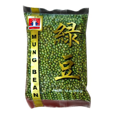 Green Mung Bean Whole