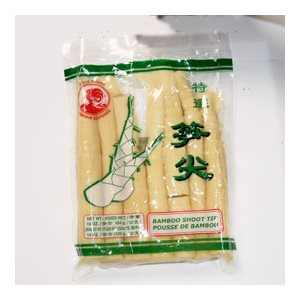 Bamboo Shoot in Brine Tip 1kg