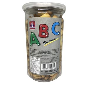 Biscuits ABC