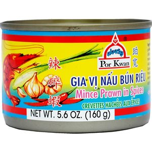 Can Minced Prawn Spice 160g -REPACK
