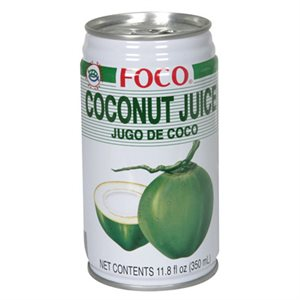 Can Coconut Juice 350ml