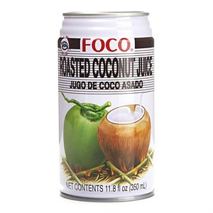 Can Roasted Coconut Drink350ml
