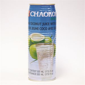 Can Coconut Juice w Jelly 520ml