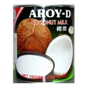 Can Coconut Milk (green) 2900ml