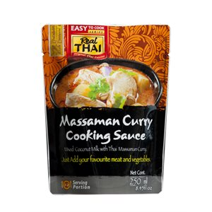 Massaman Curry Cooking Sauce