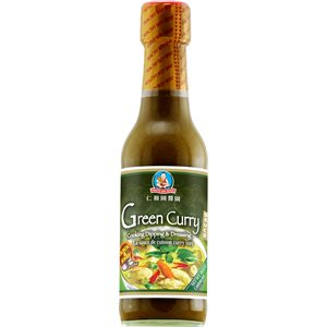 Green Curry Stir-fry Wok Sauce