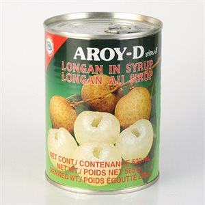 Can Longan in Syrup