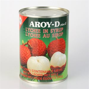 Can Lychee in Syrup