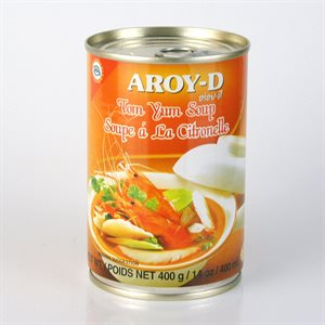 Can Tom Yum Soup