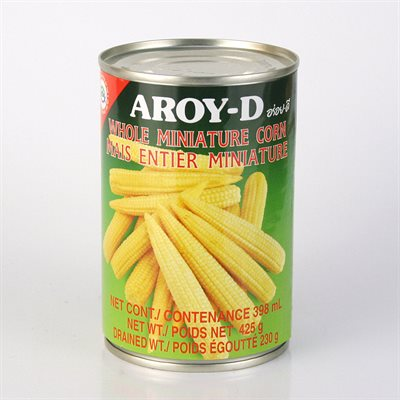 Can Baby Corn Whole
