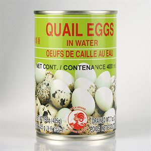 Can Quail Eggs in Water
