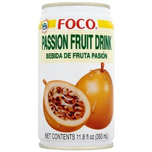 Can Passion Fruit Drink