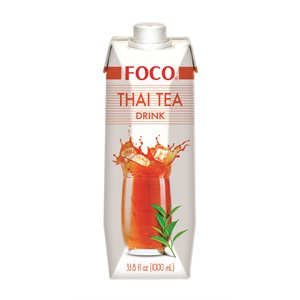 UHT Thai Tea Drink L