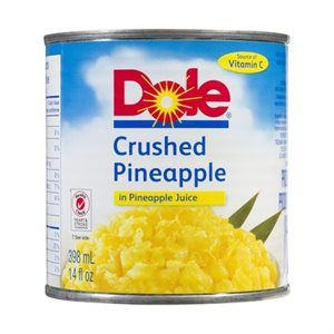 Can Pineapple Crushed