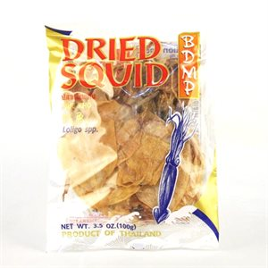 Dried Glassy Squid