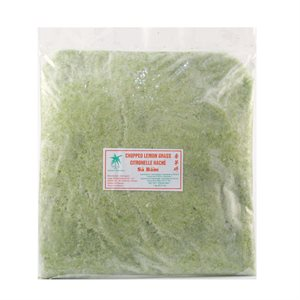 Frz Chopped Lemon Grass (Bag)