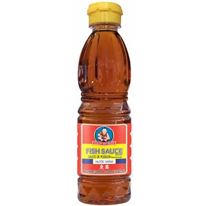 Fish Sauce Plastic Bottle 300ml