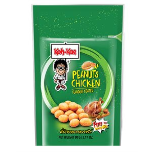 Peanuts Chicken Flavour (bag)