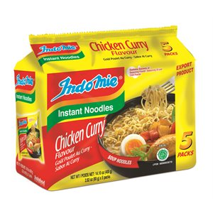 Instant Noodles Chicken Curry (5 PACK)