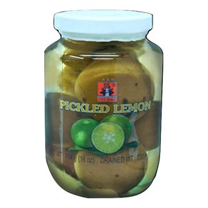 Pickled Lemon in Brine