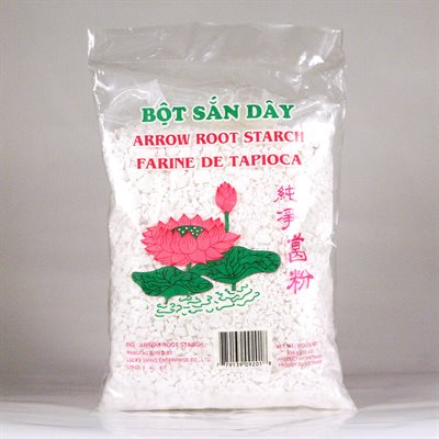 Arrowroot Starch #09201-8