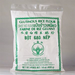 White Glutinous Rice Flour