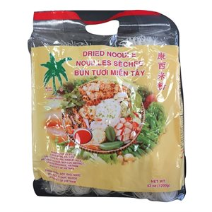 Dried Noodle Rice Vermicelli - 883400 (Orange) Regular