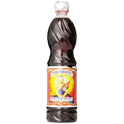 Fish Sauce Plastic Bottle