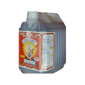 Fish Sauce Plastic Bottle 4500 ml