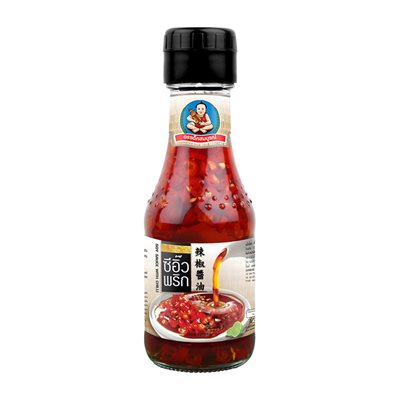 Soy Sauce with Chilli