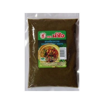 Green Curry Paste 500 G Bag