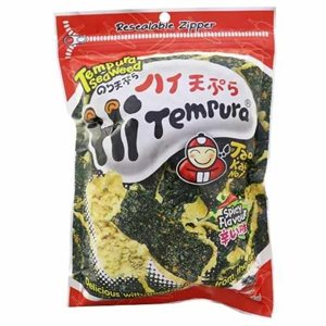 Tempura Seaweed Hot & Spicy- REPACK