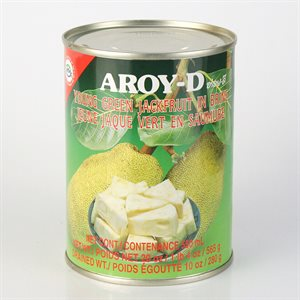 Can Young Green Jackfruit in Brine